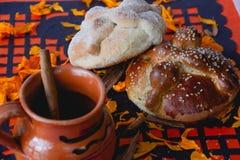 Bröd av dödaen - `-pannade muerto `, royaltyfria foton