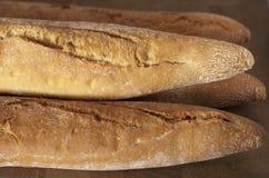 Bröd. Bageri Arkivfoton