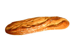 Bröd-Bagett-franska vresigt bröd Arkivbilder