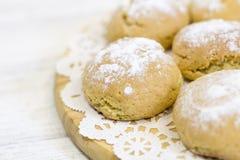 Bröd Baka bakning Royaltyfria Foton