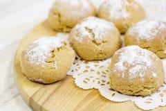 Bröd Baka bakning Royaltyfri Fotografi