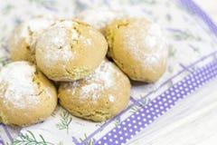 Bröd Baka bakning Royaltyfria Bilder