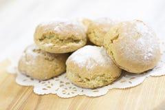 Bröd Baka bakning Arkivbilder