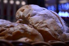 Bröd för din bageriaffär Arkivfoto