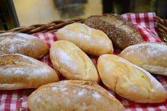 Bröd för din bageriaffär Royaltyfria Bilder