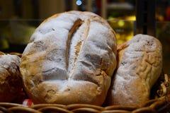 Bröd för din bageriaffär Royaltyfri Foto
