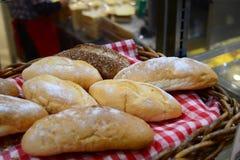 Bröd för din bageriaffär Royaltyfri Fotografi