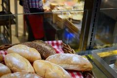Bröd för din bageriaffär Fotografering för Bildbyråer