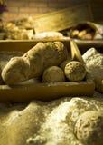 bröd gör Arkivfoto