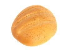 bröd isolerad white Arkivbild