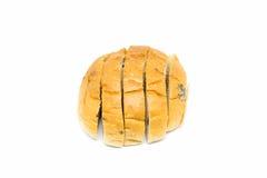 bröd isolerad white Royaltyfri Foto