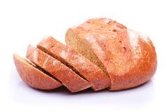 bröd isolerade rye royaltyfria foton