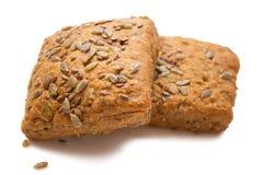Bröd med korn Royaltyfri Bild