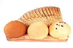 Bröd och bullar Arkivbild