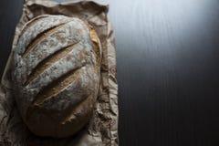 Bröd på tabellen Arkivbilder