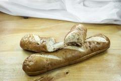 bröd släntrar Royaltyfria Foton