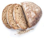 bröd släntrar skivat Royaltyfri Bild