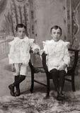 bröder Arkivbilder