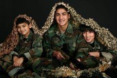 bröder Fotografering för Bildbyråer