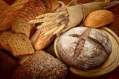 Brödet arkivbild