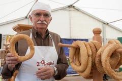 brödfestival Royaltyfri Bild