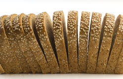 brödformrye Arkivbilder