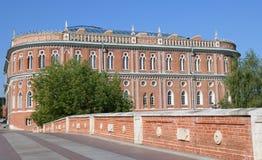Brödhus i Tsaritsyno Fotografering för Bildbyråer