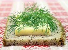 brödkornlampa Arkivfoto