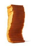brödrostat bröd royaltyfri foto