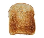 brödrostat brödwhite royaltyfria bilder