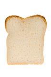 brödskivawhite arkivfoton