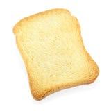 brödskorpaskiva royaltyfri fotografi