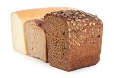 brödsorter tre royaltyfri foto