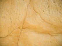 Brödtexturbakgrund royaltyfria bilder
