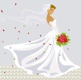 bröllop stock illustrationer