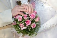 bröllop Fotografering för Bildbyråer