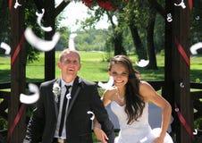 bröllop Royaltyfria Foton