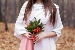 Bröllop Boquet Royaltyfri Foto