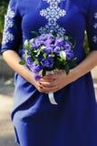Bröllop Boquet Royaltyfri Fotografi