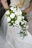 Bröllop bouquet.GN royaltyfria bilder