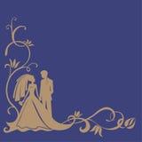 bröllop EPS Arkivfoto