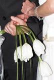 bröllop för 11 bukett Fotografering för Bildbyråer