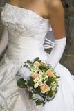 bröllop för 20 bukett Royaltyfria Foton