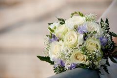 bröllop för 3 bukett Royaltyfri Bild