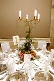 bröllop för 3 tabell Royaltyfria Foton