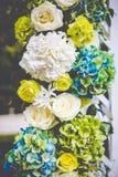 bröllop för band för inbjudan för blomma för elegans för bakgrundsgarneringdetalj Royaltyfri Foto