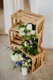 bröllop för band för inbjudan för blomma för elegans för bakgrundsgarneringdetalj Royaltyfria Foton