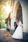 bröllop för bruddagbrudgum royaltyfria bilder