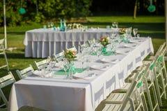 Bröllop för godisstång royaltyfri fotografi
