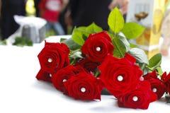 bröllop för pink för blomma för bakgrundsgarneringelegans romantiskt Royaltyfri Bild